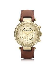 Montre chronographe Mid-Size Parker - Michael Kors