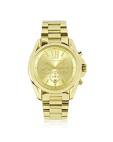Mid-Size Bradshaw Chronograph Watch - Michael Kors