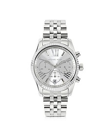 Lexington Stainless Steel Women's Chronograph Watch