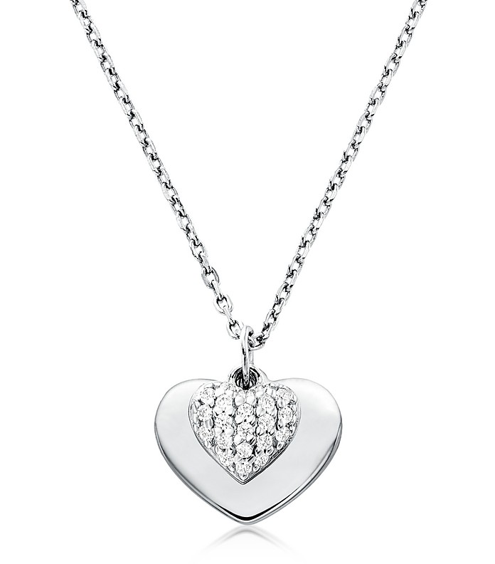 Kors Pavé Love Women's Necklace - Michael Kors
