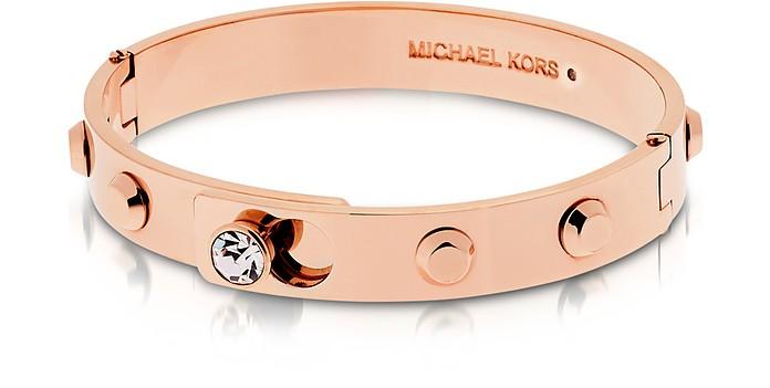 Astor Armband mit Anhänger mit Nieten - Michael Kors
