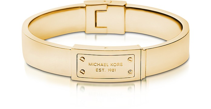 Heritage Signature Metal Bangle - Michael Kors / マイケル コース