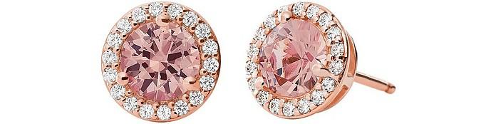Stud Earrings 925 Sterling Silver Women's Earrings - Michael Kors