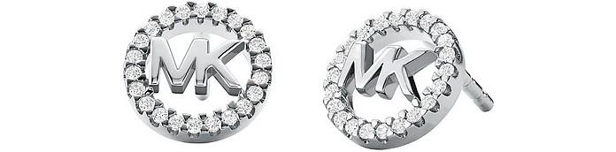 Kors Mk 925 Sterling Silver Women's Earrings - Michael Kors