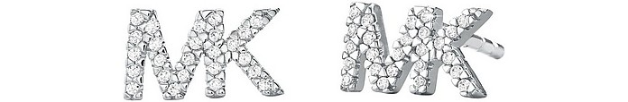 Kors Mk 925 Sterling Silver Women's Earrings - Michael Kors