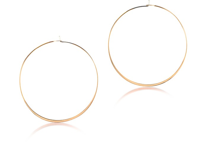 Whisper Medium Hoop Earrings - Michael Kors