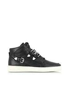Robin High Top Leather Sneaker