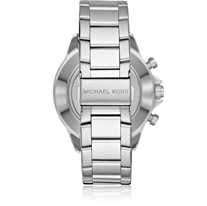 a474d2684f3f Gage Access Silver Tone Hybrid Men s Smartwatch - Michael Kors. AU 580.01  Actual transaction amount