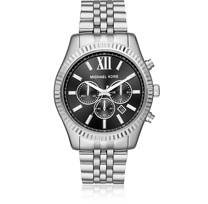 Michael Kors Men's Lexington Stainless-Steel Watch - Michael Kors