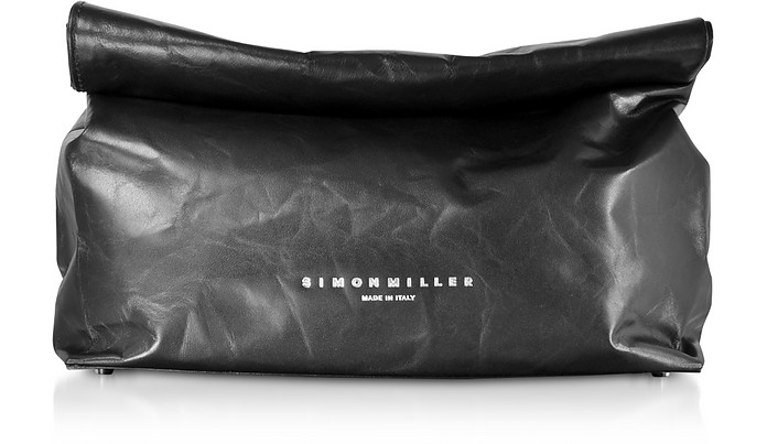 XL Leather 30cm Lunch Bag - Simon Miller