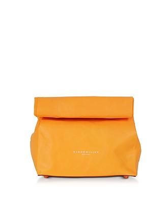 7d7781ff6b69 S809 Lunch Bag - Кожаная Сумка 20 см - Simon Miller