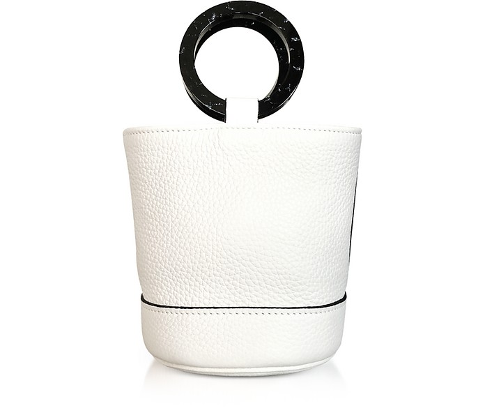 Cliff Leather Bonsai 15cm Bag - Simon Miller