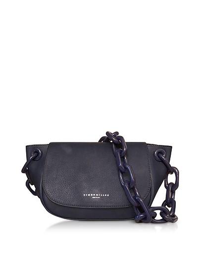 Genuine leather Bend Bag - Simon Miller
