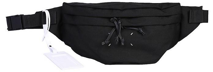 Black Signature Belt Bag - Maison Margiela / メゾン マルジェラ