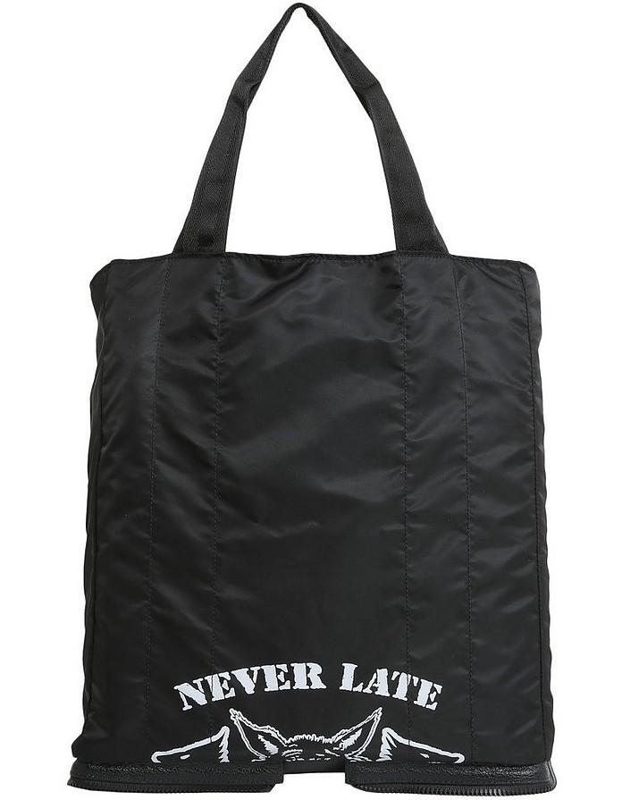 Shopping Bag In Technical Fabric - Maison Margiela