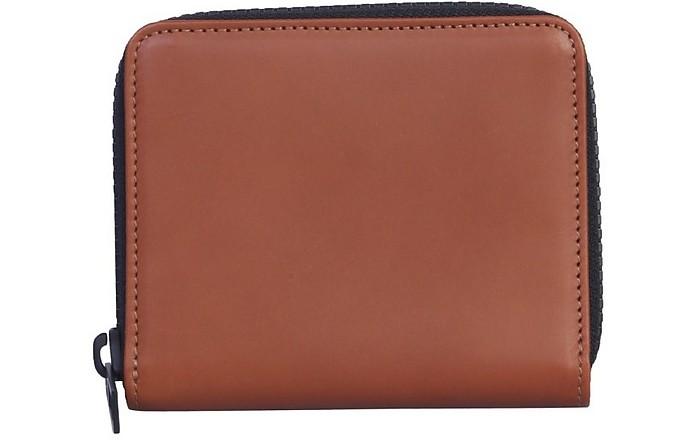 Wallet With Logo - Maison Margiela