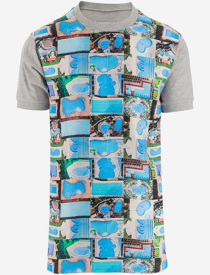 Men's Polo Shirt W/Short Sleeve - Maison Margiela