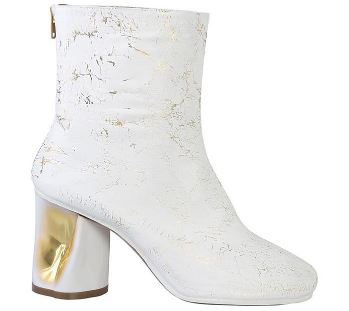 Crushed Heel Boot - Maison Margiela