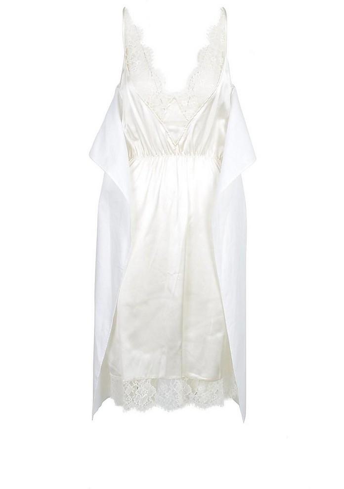 Women's White Dress - Maison Margiela