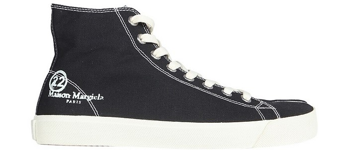 High-Top Tabi Sneakers - Maison Margiela
