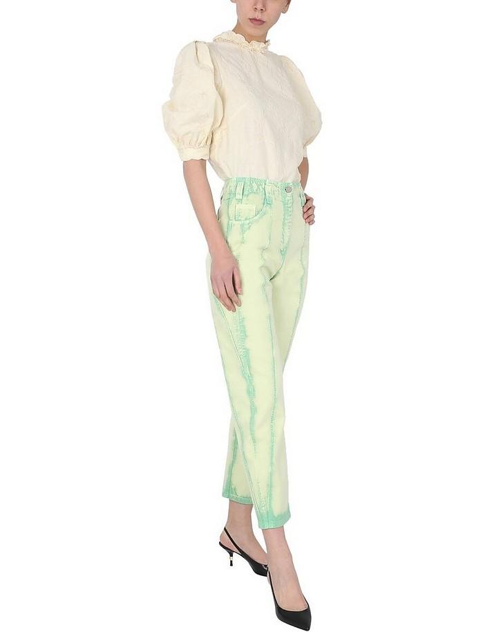 Regular Fit Jeans - Alberta Ferretti