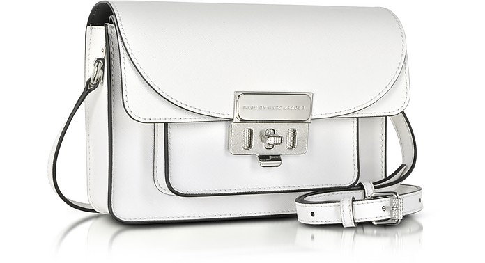 7f1c767d9 Lip Lock Star White Xbody Bag - Marc by Marc Jacobs. $236.60 $338.00 Actual  transaction amount
