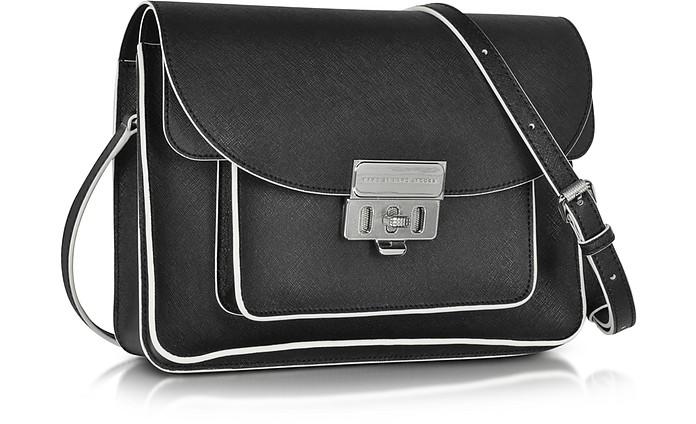 274b84e6f Lip Lock Black Messenger Bag - Marc by Marc Jacobs. $219.00 $438.00 Actual  transaction amount