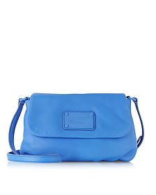Flap Percy Electro Q Leather Crossbody bag