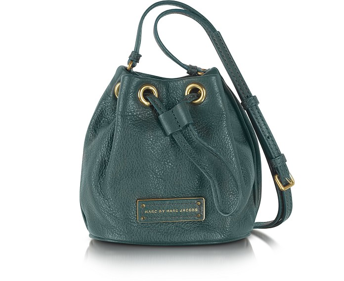 d206ccf90 Too Hot To Handle Mini Drawstring Leather Shoulder Bag - Marc by Marc Jacobs