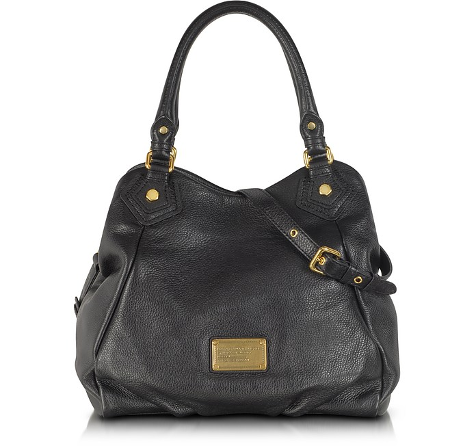 Core Classic Q Fran Leather Shoulder Bag - Marc by Marc Jacobs