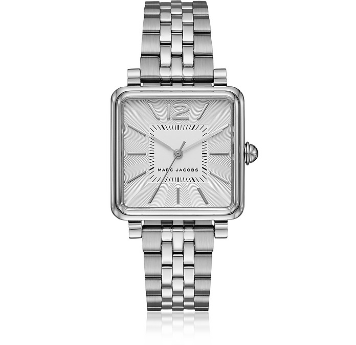 Vic Silver Tone Women's Watch - Marc Jacobs