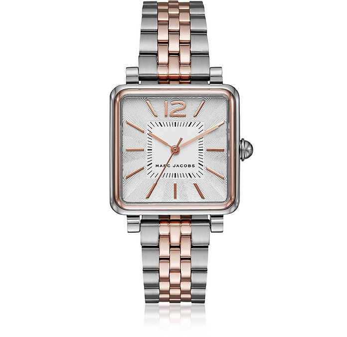 Vic Two Tone Women's Watch - Marc Jacobs