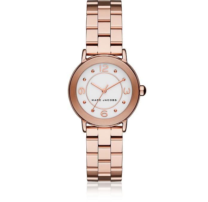 Riley Rose Gold Tone Bracelet Women's Watch - Marc Jacobs