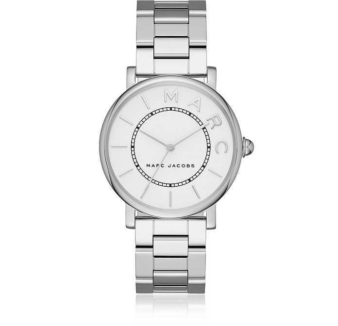 Roxy Silver Tone Women's Watch - Marc Jacobs / マーク ジェイコブス