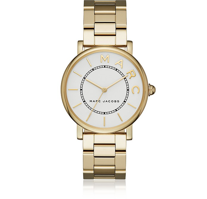Roxy Gold Tone Women's Watch - Marc Jacobs