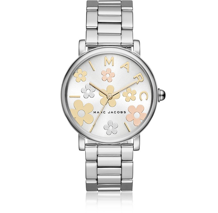 Classic Silver Tone Daisy Women's Watch - Marc Jacobs