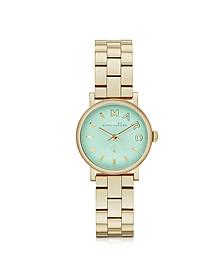 Baker Bracelet 28MM Gold IP Women's Watch