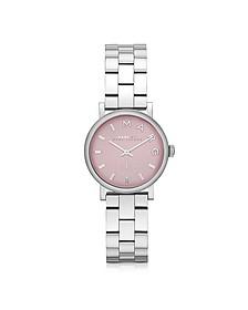 Baker Bracelet Stainless Steel Women's Watch