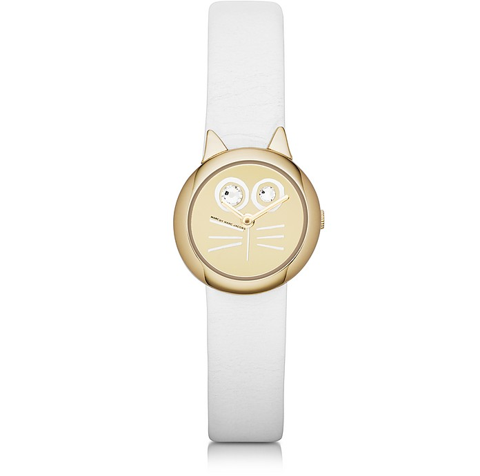 Critter Cat Dial Watch - Marc by Marc Jacobs