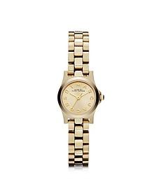 Henry Dinky 21mm Golden Bracelet Watch