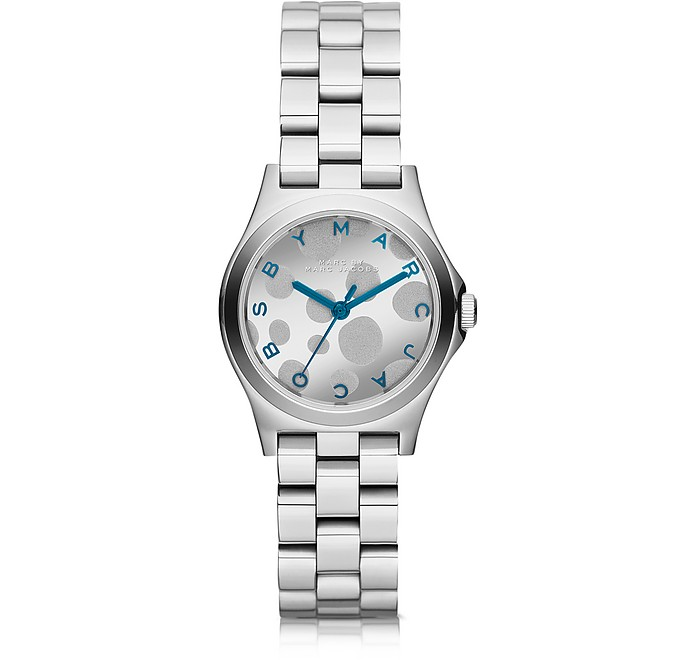 Henry Glossy Pop - Montre en acier doré - Marc by Marc Jacobs