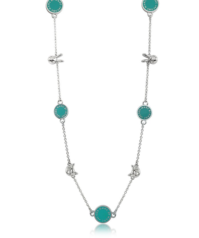 Long Animals Medley Necklace - Marc by Marc Jacobs