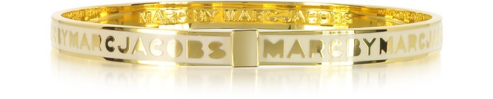 Skinny Logo Bangle - Marc by Marc Jacobs