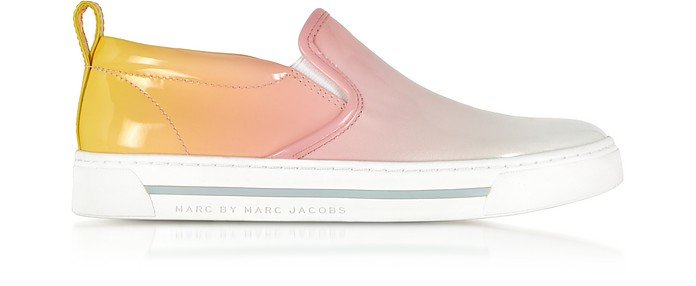 Cute Kicks Sunset Degrade Slip-On Sneaker - Marc by Marc Jacobs
