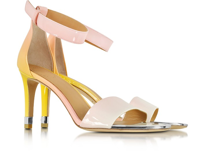 Marc by Marc Jacobs Sunset Patent Leather Sandals