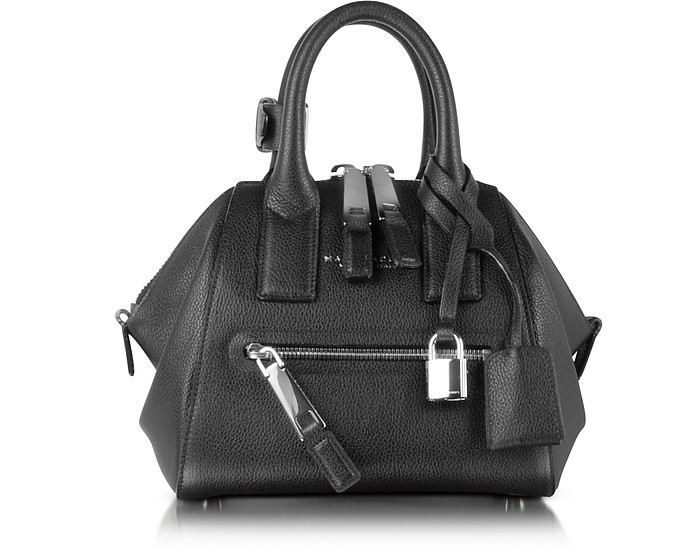 Textured Mini Incognito Satchel - Marc Jacobs