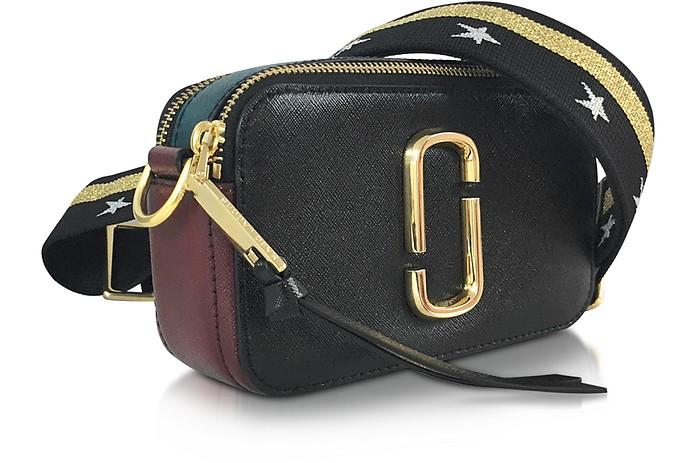 c6ce0f7256bb Snapshot Black Leather Camera Bag w Shoulder Strap - Marc Jacobs. Sold Out