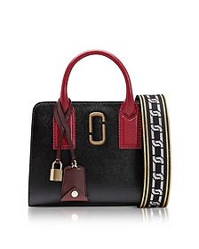 Black & Chianti Little Big Shot Tote Bag - Marc Jacobs