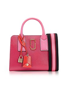 Hibiscus Multi Little Big Shot Tote Bag - Marc Jacobs