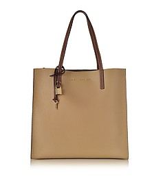 The Grind Colorblocked Tote Bag - Marc Jacobs